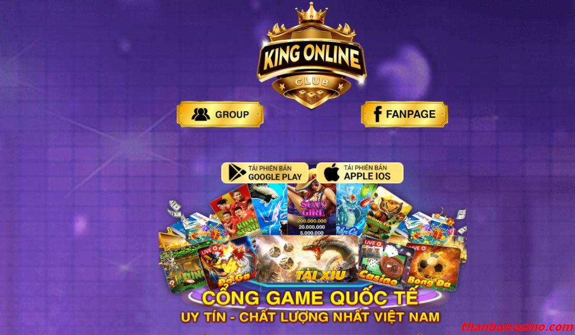 King Online Club