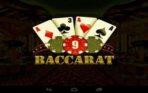 Bài baccarat - Yếu tố quan trọng đề giành chiến thắng